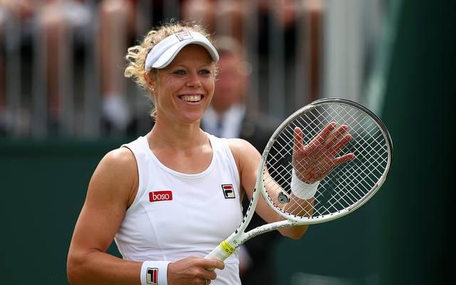 Laura Siegemund erreicht erstmals in dieser Saison ein Halbfinale auf der WTA-Tour