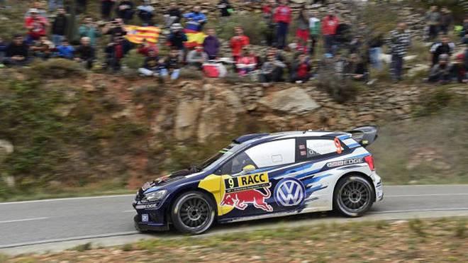 Andreas Mikkelsen gewann die Rallye Spanien nach dramatischer Powerstage