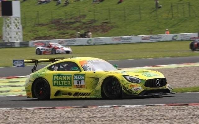 Götz und Pommer bescherten Mercedes den ersten Saisonsieg