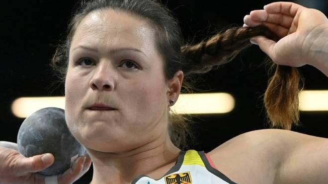 Die frühere Kugelstoß-Weltmeisterin Christina Schwanitz