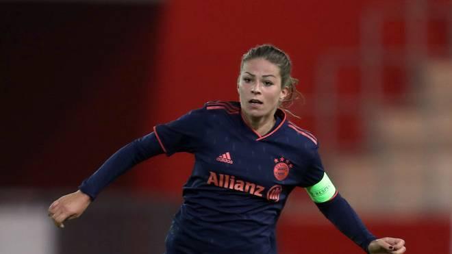 Melanie Leupolz und der FC Bayern stehen vor einer schweren Aufgabe