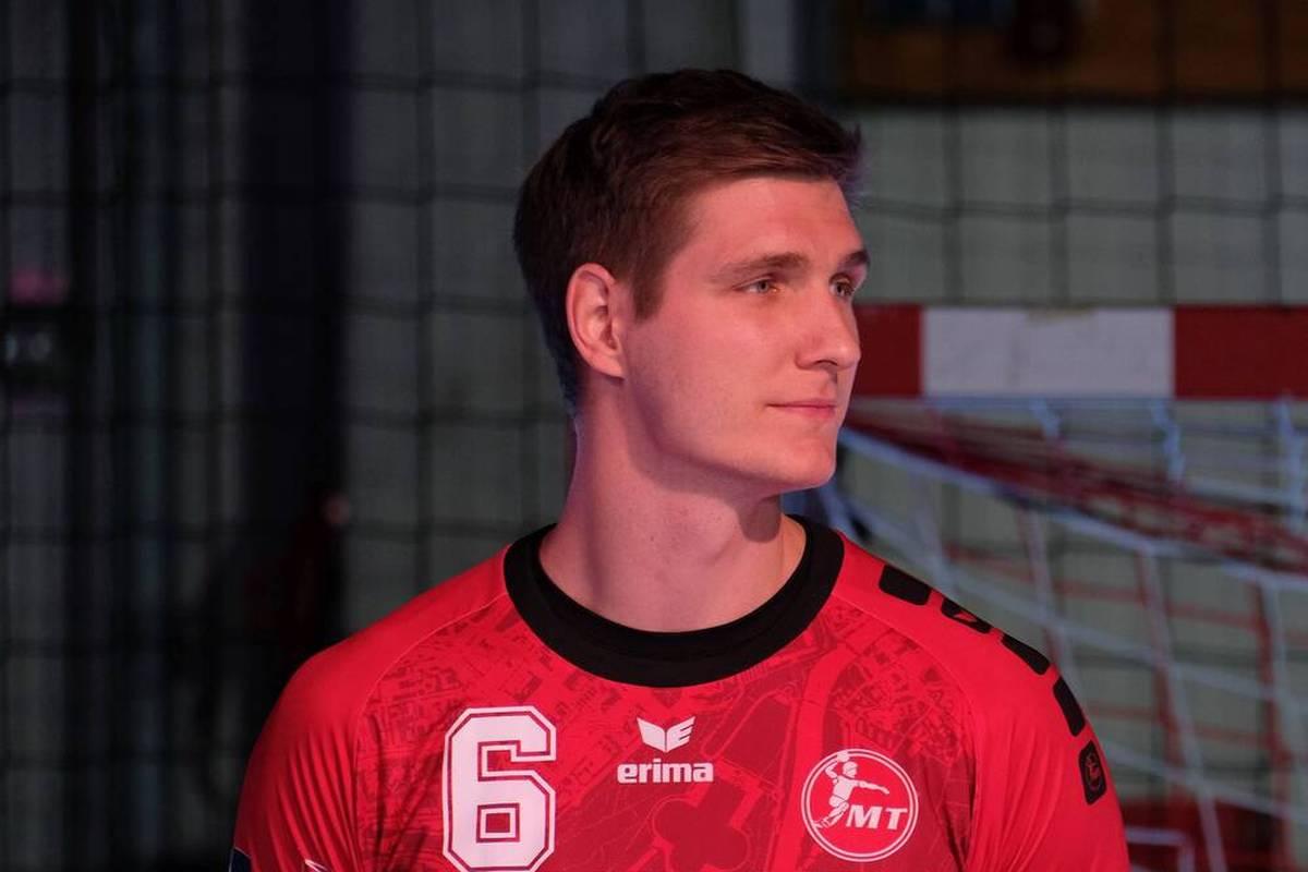 Die MT Melsungen muss in nächster Zeit ohne Nationalspieler Finn Lemke auskommen. Der 29-Jährige fällt mit einer Sprunggelenksverletzung aus.