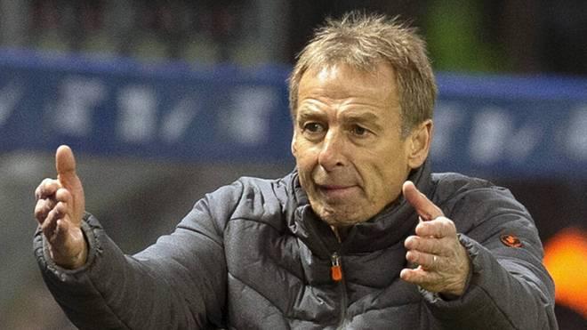 Jürgen Klinsmann wurde am 8. November in den Aufsichtsrat der Hertha berufen, am 27. November zum Trainer ernannt