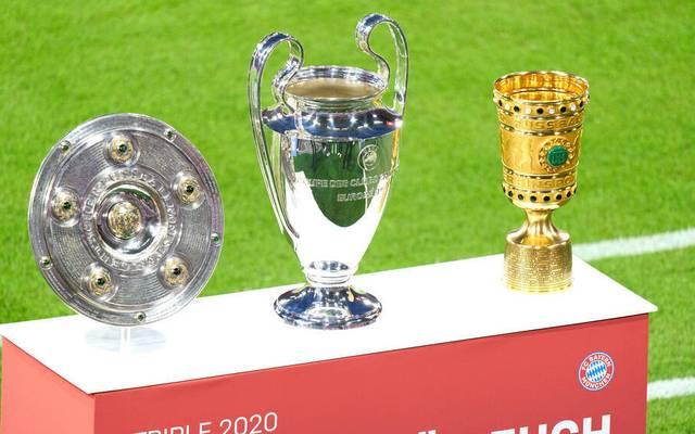 Der FC Bayern hat in der Saison 2019/2020 das Triple gewonnen