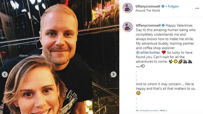 Tiffany Cromwell richtete sich in ihrem Post an mögliche Hater