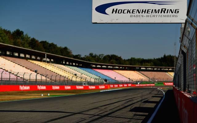 Der Hockenheimring fehlt im neuen Jahr offenbar im Rennkalender der Formel 1