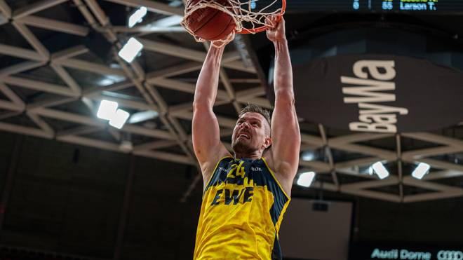 Die EWE Baskets Oldenburg müssen in den Playoffs gegen Bamberg ran