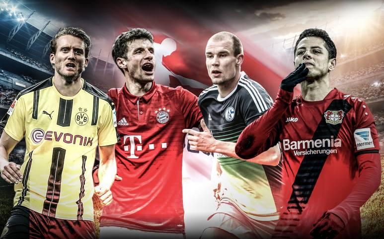 Ihre Vorrunde war ziemlich verkorkst, die Kritik bisweilen sehr groß. SPORT1 zeigt elf Bundesliga-Stars, die in der Rückrunde einiges zurechtrücken müssen - oder sogar die letzte Chance haben, ihre Karriere zu retten