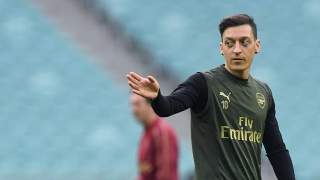 Spielt in Zukunft bei Fenerbahce: Mesut Özil