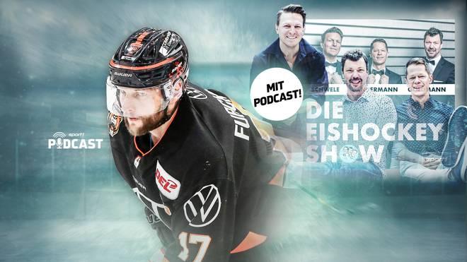 """Sebastian Furchner spricht im SPORT1-Podcast """"Die Eishockey-Show"""" über das vorzeitige Saison-Aus"""
