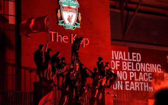 Fc Liverpool Verruckte Party Nach Champions League Sieg