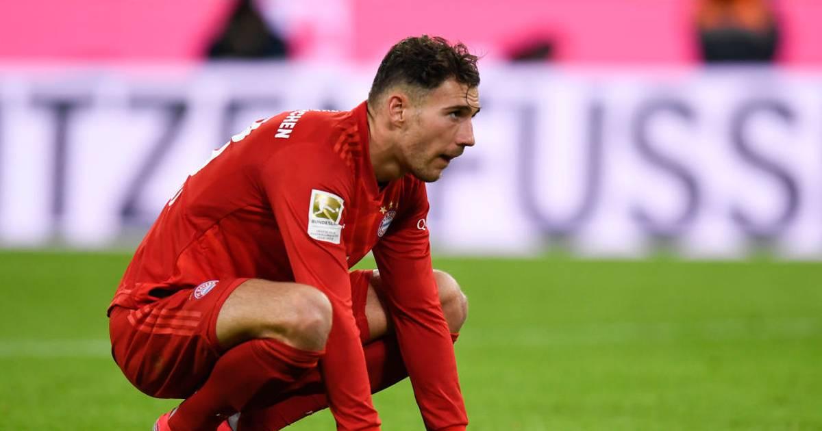 FC Bayern: Leon Goretzka fällt mit muskulären Problemen gegen SC Paderborn aus