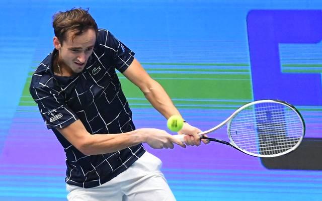 Daniil Medvedev kann nicht am Tennis-Masters in Monaco teilnehmen