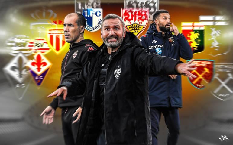 Trotz der eher besinnlichen Zeit wird vor Trainer-Entlassungen kein Halt gemacht. Obwohl lediglich in der Premier League gespielt wurde, war zwischen den Tagen wieder einiges los. Der VfB Stuttgart hat  kurz vor Heiligabend Trainer Tim Walter vor die Tür gesetzt. Auch in der Premier League ging es heiß her. SPORT1 gibt einen Überblick über das Trainer-Karussell um den Jahreswechsel