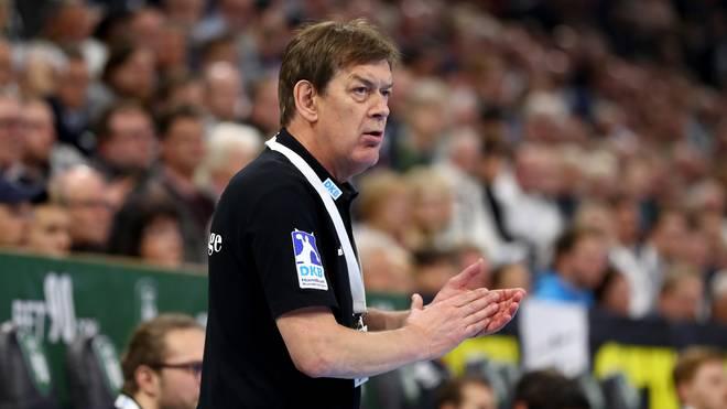 Die Füchse Berlin haben sich von Velimir Petkovic getrennt