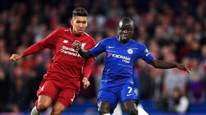 Der FC Liverpool empfängt Angstgegner Chelsea zum Spitzenspiel
