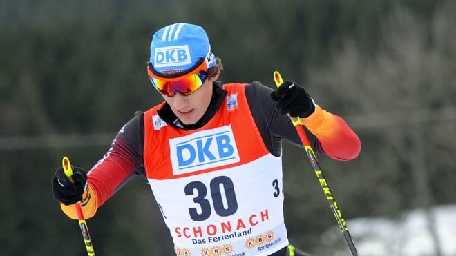 Tino Edelmann feierte 2003 sein Debüt im Weltcup
