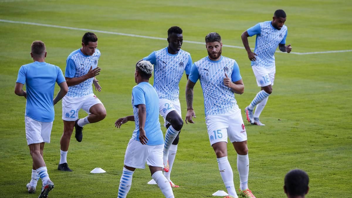 Corona bei Marseille! Start der Ligue 1 abgesagt