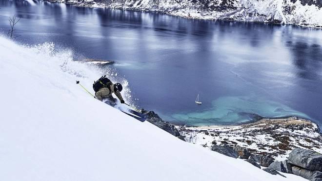 Senja – Ski & Sail in Norwegen