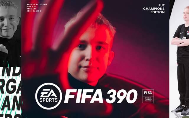 eSports-Wunderkind Anders Vejrgang geht trotz seiner Niederlage in die FIFA21-Geschichte ein