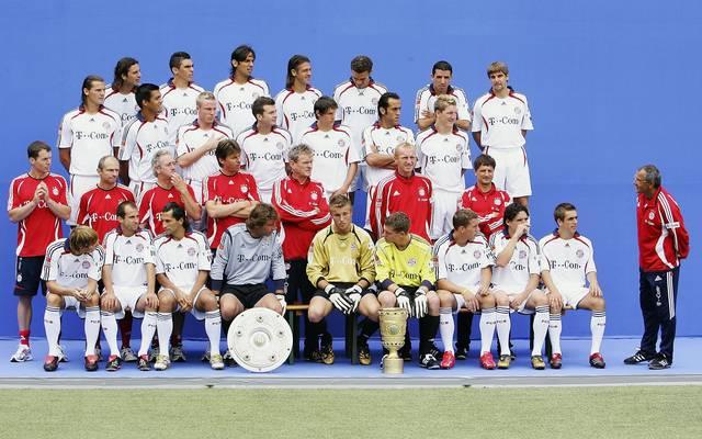Team Presentation Bayern Munich