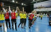 Champions League: Thüringer HC in der Hauptrunde - erster Sieg für Leipzig