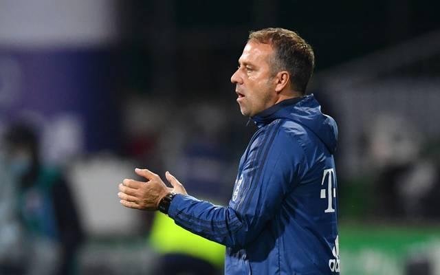 Hansi Flick übernahm im November von Niko Kovac