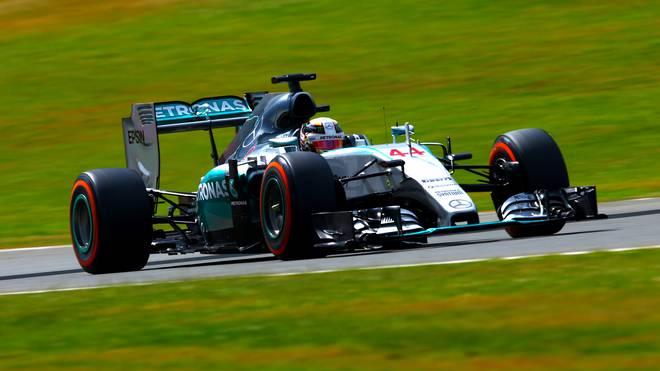 Lewis Hamilton war im Qualifying zum achten Mal in dieser Saison der schnellste Fahrer