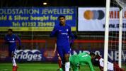 Faustino Anjorin ist mit zwei Toren Chelseas Top-Torschütze in der Youth League