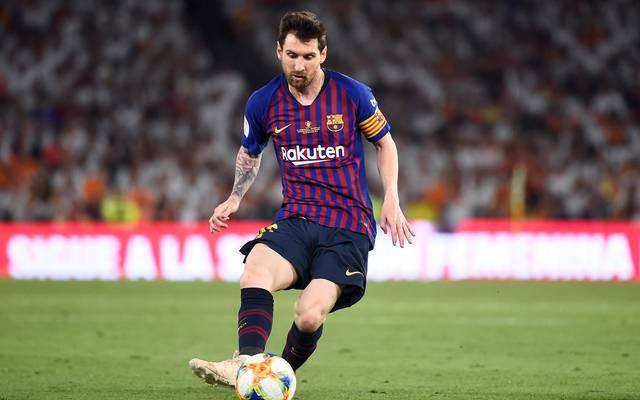 Lionel Messi wird dem FC Barcelona auf der USA-Reise nicht zur Verfügung stehen