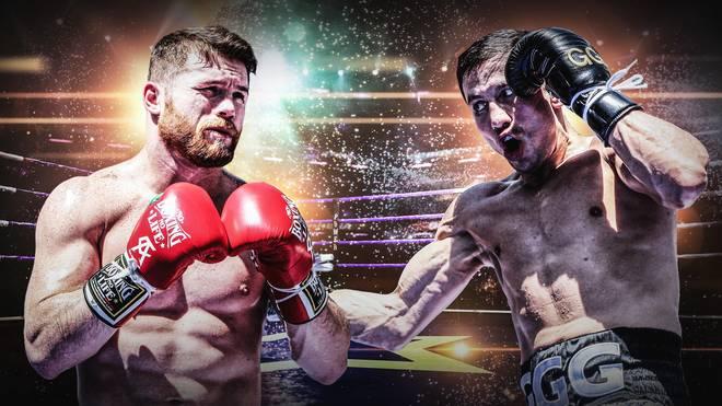 Canelo Alvarez und Gennady Golovkin treffen in einem Mega-Fight aufeinander
