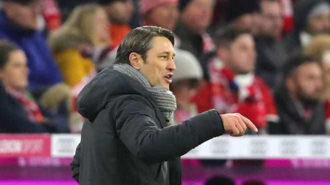 Niko Kovac und der FC Bayern haben die deutsche Meisterschaft noch längst nicht abgeschrieben