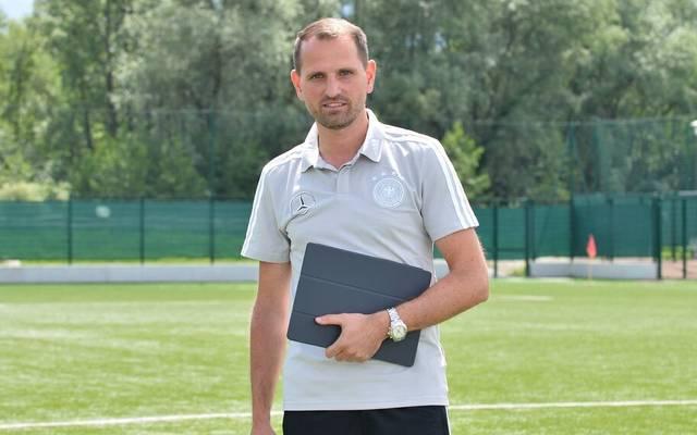 Joti Chatzialexiou ist seit 2018 sportlicher Leiter der Nationalmannschaften beim DFB