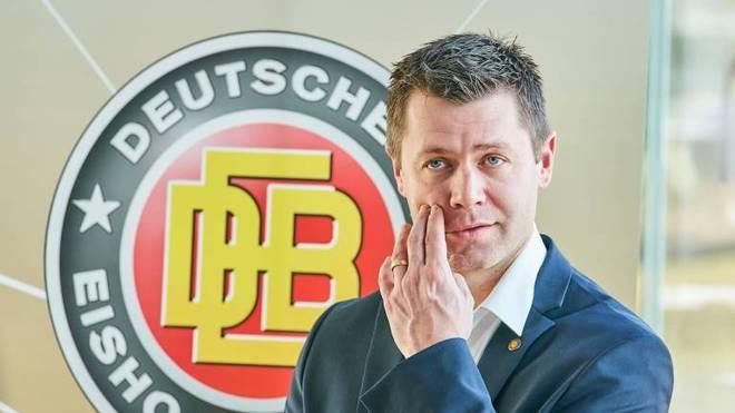 Stefan Schaidnagel muss beim DEB gehen