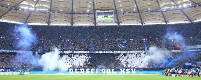 Beim Spiel zwischen dem HSV und dem KSC kam es zu einem historischen Moment