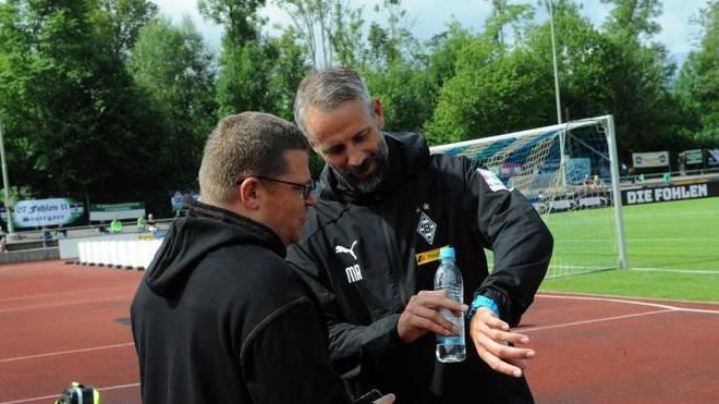 Max Eberl holte Marco Rose im Sommer 2019 nach Gladbach