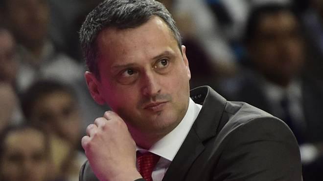 Dejan Radonjic übernahm im April 2018 den Trainerjob bei den Bayern