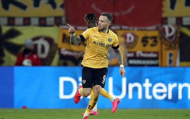 2. Liga: Dresdens Hauptsponsor zahlt auch bei Saisonabbruch trotz Corona