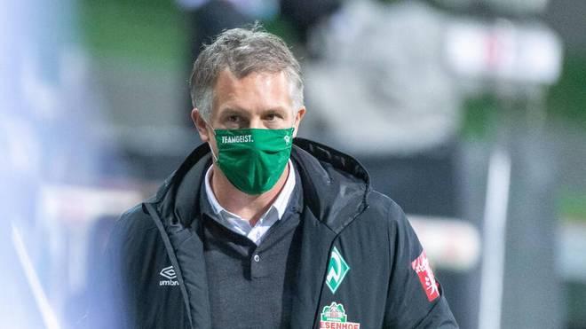 Frank Baumann ist seit 2016 Geschäftsführer Sport bei Werder Bremen