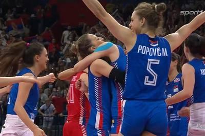 Noch bis 4. September wird der Europameister der Frauen im Volleyball gesucht. Deutschland scheidet im Kampf um die Medaillen aus. Serbien ist weiter nicht zu stoppen.