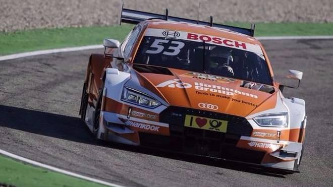 Jamie Green gewinnt das vorletzte Rennen der DTM-Saison 2017