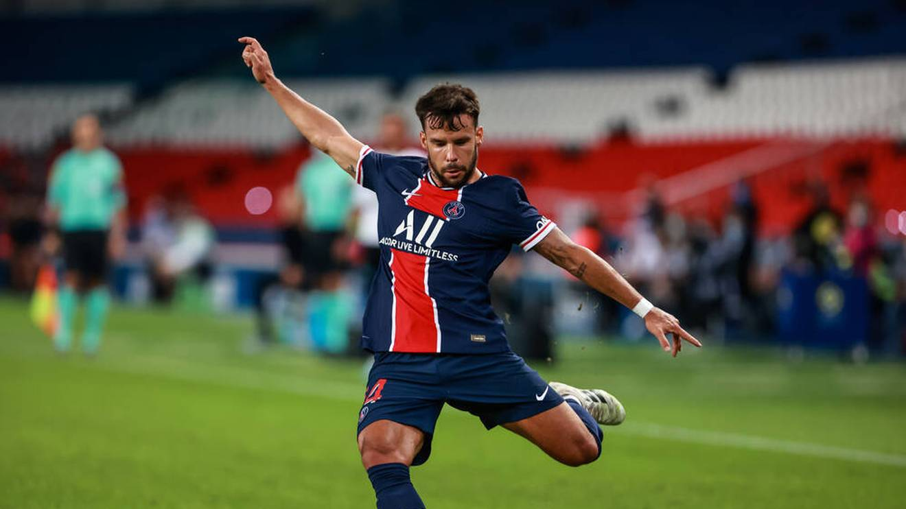 Bernat steht seit 2018 bei Paris Saint-Germain unter Vertrag