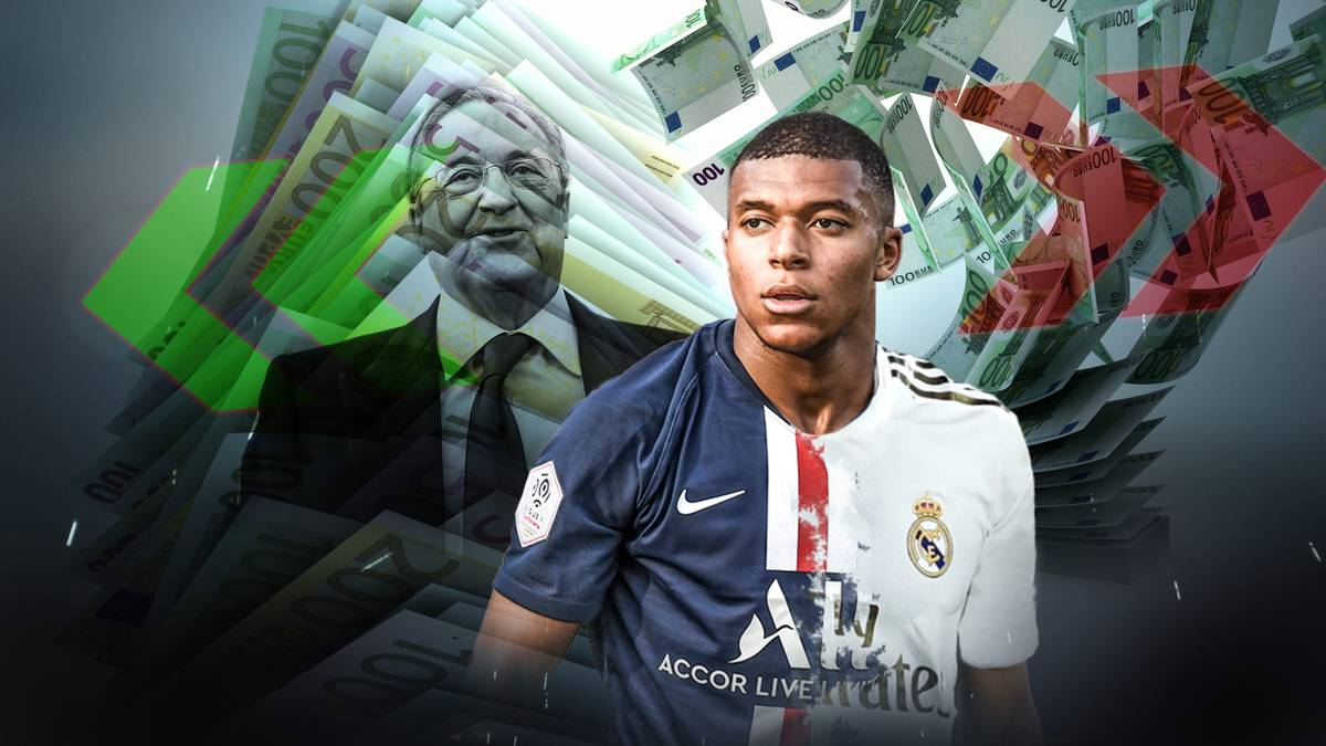 """""""Geld für Mbappé ist gar nicht da!"""" Dreht Real jetzt durch?"""
