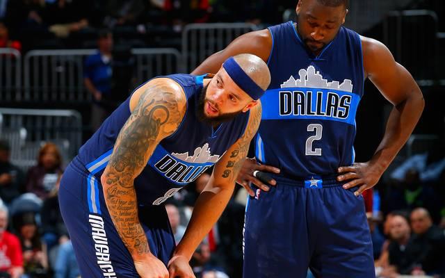 Deron Williams verpasst verletzungsbedingt die nächsten beiden Spiele der Dallas Mavericks