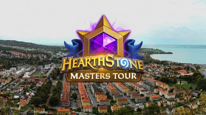 Die Stadt Jönköping in Schweden war einer der Austragungsorte für die Masters Tour 2020.