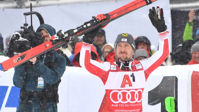Marcel Hirscher ist der erfolgreichste österreichische Skifahrer aller Zeiten