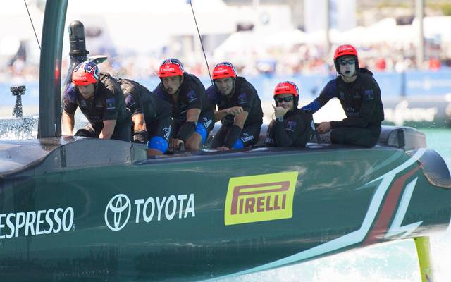 US-SAILING-AMERICA'S CUP-Yachting