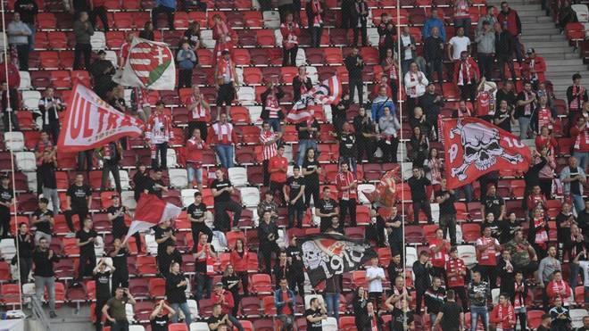 Die Fans kehren in Kürze in die ungarischen Stadien zurück