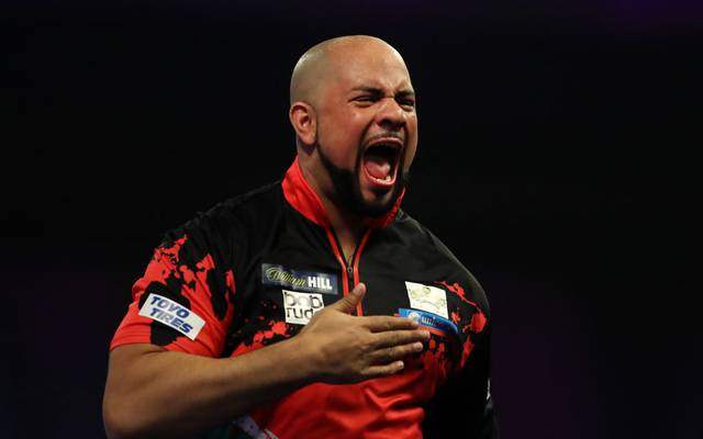 Devon Petersen hat die German Darts Championship gewonnen