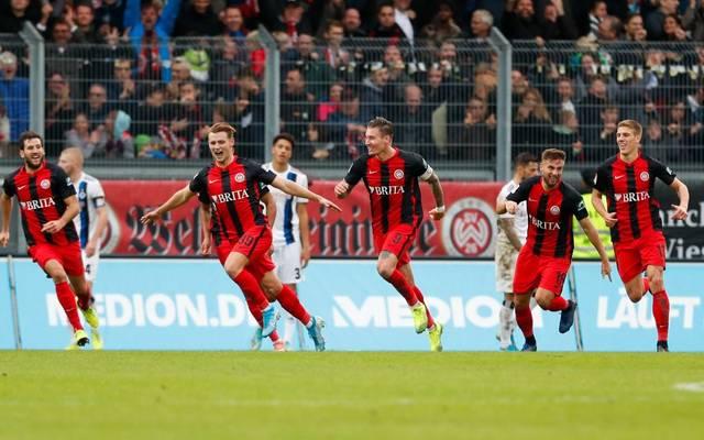 2 Bundesliga 2019 20 News Ergebnisse Liveticker Sport1